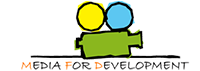 media for development logo